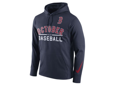 Boston Red Sox MLB Men's Playoff October Baseball Hoodie