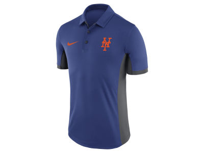 New York Mets Nike MLB Men's Franchise Polo