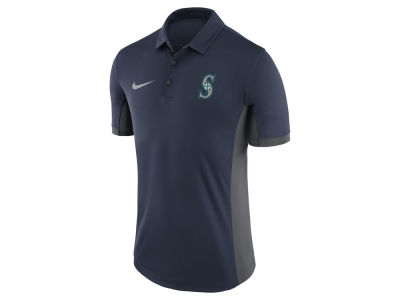 Seattle Mariners Nike MLB Men's Franchise Polo
