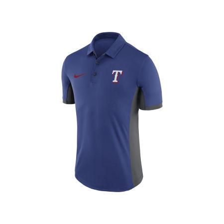 Texas Rangers Nike MLB Men's Franchise Polo
