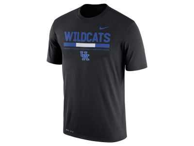 Kentucky Wildcats Nike 2017 NCAA Men's Legend Staff Sideline T-Shirt