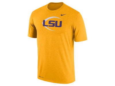 LSU Tigers Nike 2017 NCAA Men's Legend Icon T-Shirt