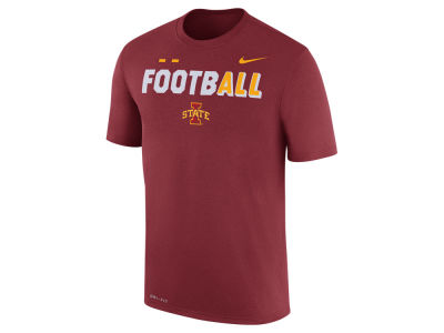 Iowa State Cyclones Nike NCAA Men's Football Legend T-Shirt