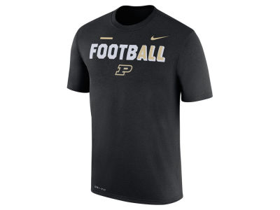 Purdue Boilermakers Nike NCAA Men's Football Legend T-Shirt