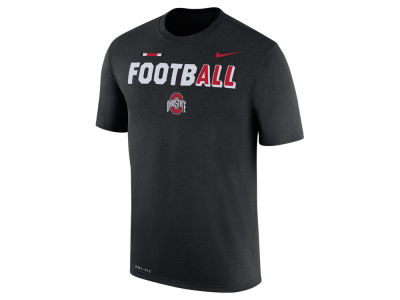 Ohio State Buckeyes Nike NCAA Men's Football Legend T-Shirt