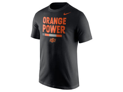 Oklahoma State Cowboys Nike NCAA Men's Verbiage T-Shirt