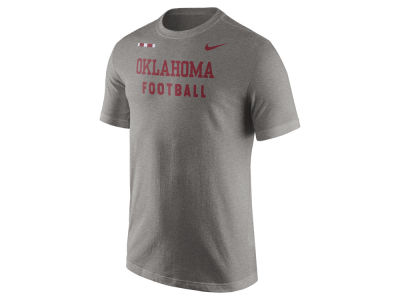 Oklahoma Sooners Nike NCAA Men's Facility T-Shirt