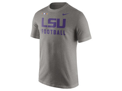 LSU Tigers Nike NCAA Men's Facility T-Shirt