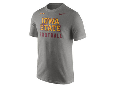 Iowa State Cyclones Nike NCAA Men's Facility T-Shirt