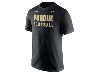 Purdue Boilermakers Nike NCAA Men's Facility T-Shirt