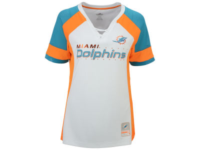 Miami Dolphins Majestic 2017 NFL Women's Draft Me T-Shirt