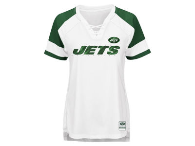 New York Jets Majestic 2017 NFL Women's Draft Me T-Shirt