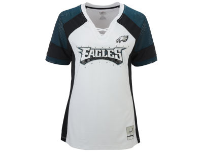 Philadelphia Eagles Majestic 2017 NFL Women's Draft Me T-Shirt