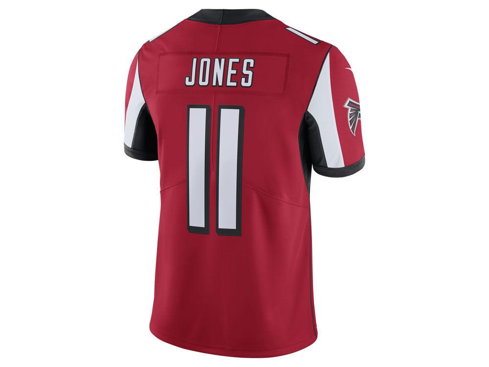 a75ab4e91159e Atlanta Falcons Julio Jones Nike NFL Men's Vapor Untouchable Limited Jersey  | lids.com
