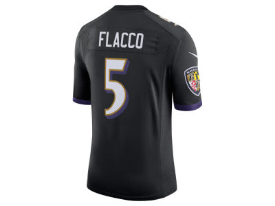 Baltimore Ravens Joe Flacco Nike NFL Men's Vapor Untouchable Limited Jersey