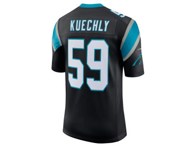 Carolina Panthers Luke Kuechly Nike NFL Men's Limited Jersey