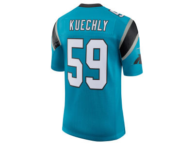 Carolina Panthers Luke Kuechly Nike NFL Men s Limited Jersey fdcd6c1f3