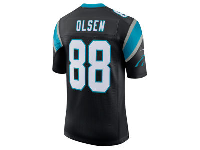 Carolina Panthers Greg Olsen Nike NFL Men's Limited Jersey