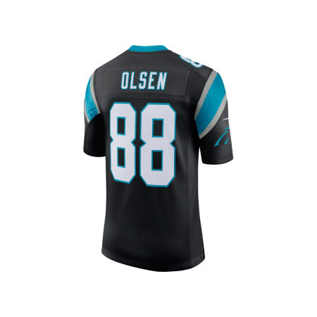 Carolina Panthers Greg Olsen Nike NFL Men's Limited Jersey