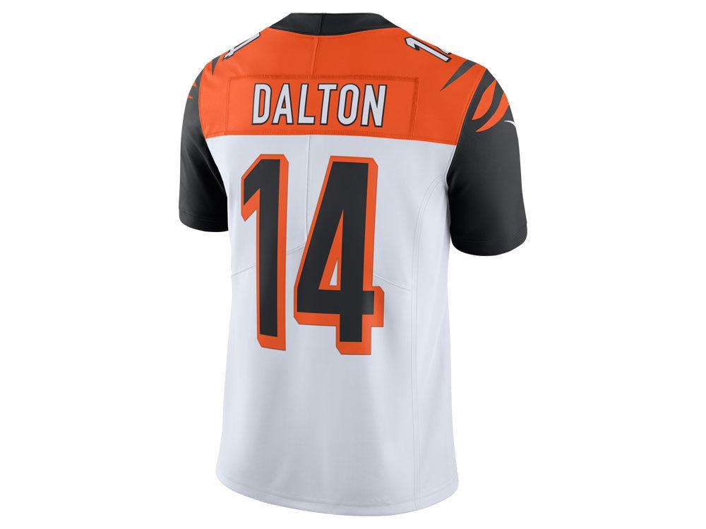 online store 3eba8 33c15 Cincinnati Bengals Andy Dalton Nike NFL Men's Vapor Untouchable Limited  Jersey