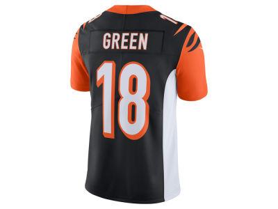 Cincinnati Bengals A. J. Green Nike NFL Men s Vapor Untouchable Limited  Jersey a99ca83cf