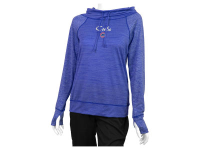 Chicago Cubs Antigua MLB Women's Groove Pullover Hoodie