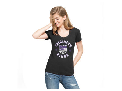 Sacramento Kings '47 NBA Women's Club Script T-Shirt
