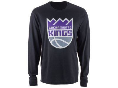 Sacramento Kings '47 NBA Men's Primary Splitter Long Sleeve T-Shirt