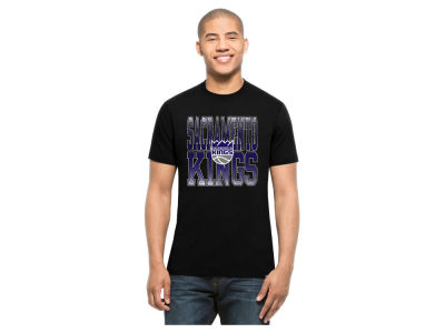 Sacramento Kings '47 NBA Men's Fade Splitter T-Shirt