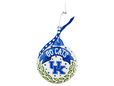 Kentucky Wildcats Puff Ornament
