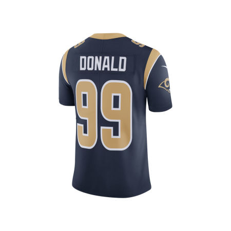 Los Angeles Rams Aaron Donald Nike NFL Men's Vapor Untouchable Limited Jersey