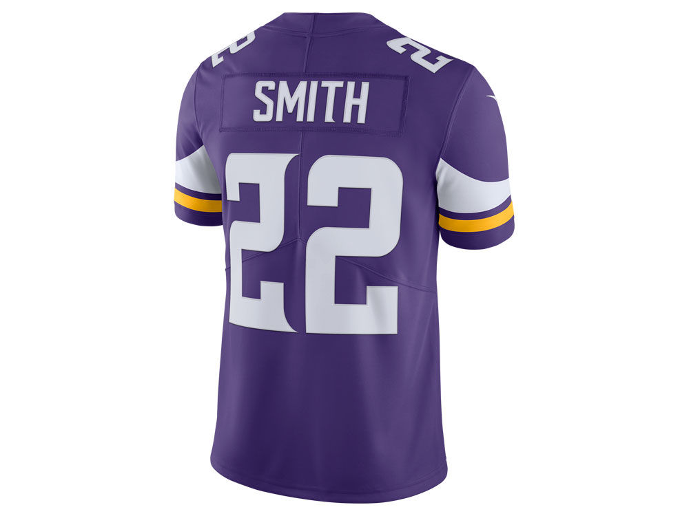 Minnesota Vikings Harrison Smith Nike NFL Men s Vapor Untouchable Limited  Jersey  3417418ec