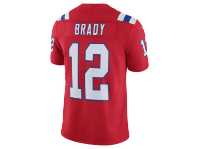 New England Patriots Tom Brady Nike NFL Men's Vapor Untouchable Limited Jersey