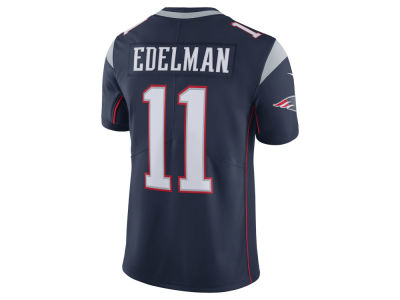 New England Patriots Julian Edelman Nike NFL Men's Vapor Untouchable Limited Jersey