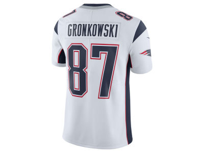 New England Patriots Rob Gronkowski Nike NFL Men's Vapor Untouchable Limited Jersey