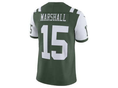 New York Jets Brandon Marshall Nike NFL Men's Vapor Untouchable Limited Jersey
