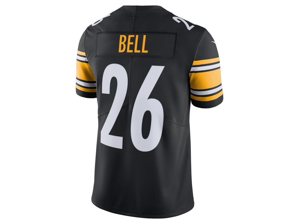 596ea8800 26 leveon bell black backer slim fit t shirts where to buy pittsburgh  steelers leveon bell nike nfl mens vapor untouchable limited jersey c0275  f4287 ...