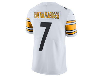 Pittsburgh Steelers Ben Roethlisberger Nike NFL Men's Vapor Untouchable Limited Jersey
