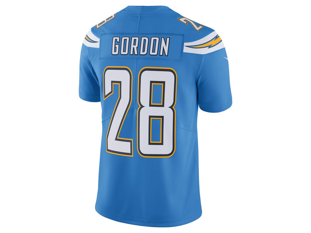 ... electric alternate jersey game blue 09dea 6a8a7  coupon code for los  angeles chargers melvin gordon nike nfl mens vapor untouchable limited  jersey 16ed5 a6baed69e