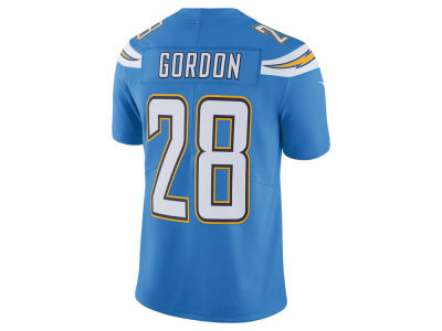 Los Angeles Chargers Melvin Gordon Nike NFL Men's Vapor Untouchable Limited Jersey