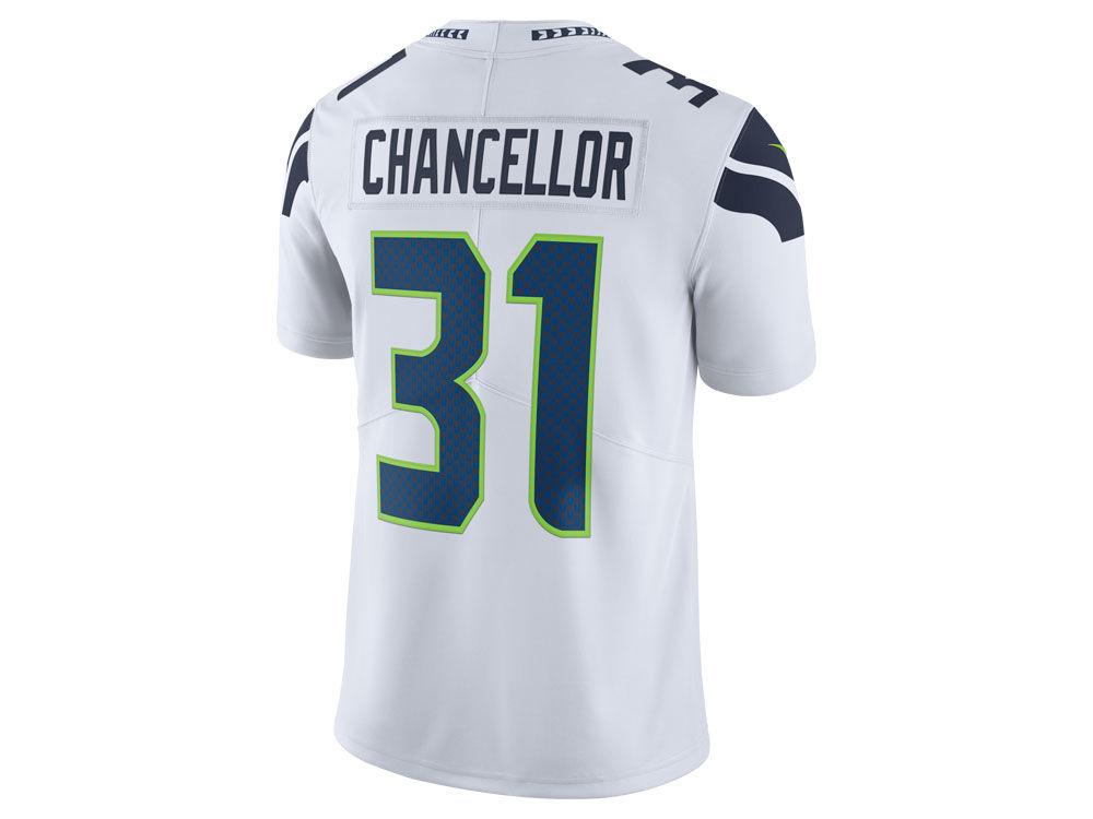 673e4d80b Seattle Seahawks Kam Chancellor Nike NFL Men s Vapor Untouchable Limited  Jersey