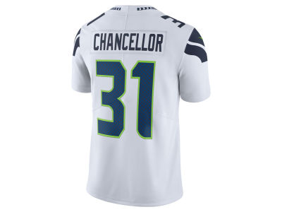 Seattle Seahawks Kam Chancellor Nike NFL Men's Vapor Untouchable Limited Jersey