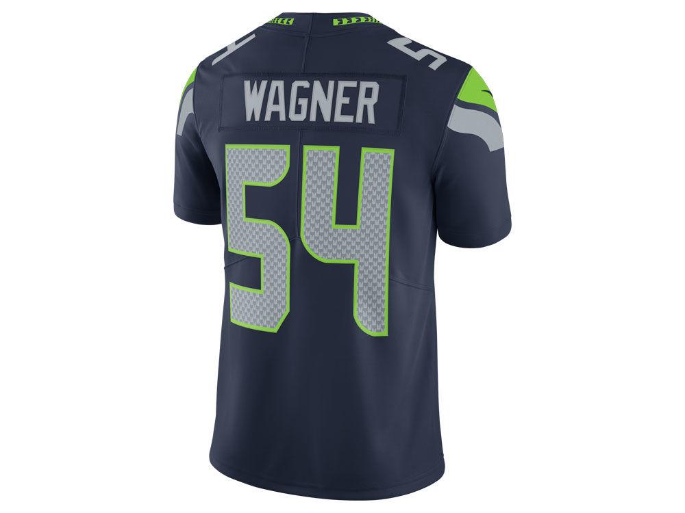 Seattle Seahawks Bobby Wagner Nike NFL Men s Vapor Untouchable Limited  Jersey  a9981068f