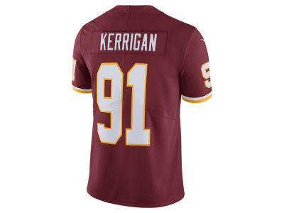 Washington Redskins Ryan Kerrigan Nike NFL Men's Vapor Untouchable Limited Jersey