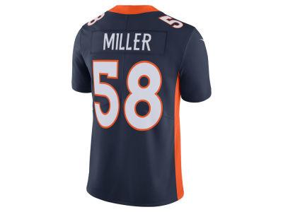 Denver Broncos Von Miller Nike NFL Men s Vapor Untouchable Limited Jersey 0a82a5c54