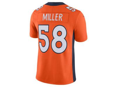 fb64e2cad Denver Broncos Von Miller Nike NFL Men s Vapor Untouchable Limited Jersey