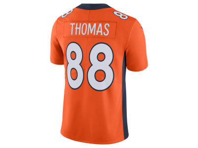Denver Broncos Demaryius Thomas Nike NFL Men's Vapor Untouchable Limited Jersey