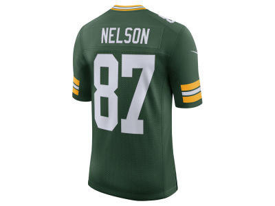 Green Bay Packers Jordy Nelson Nike NFL Men's Vapor Untouchable Limited Jersey