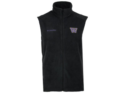 Washington Huskies Columbia NCAA Men's Flanker Vest