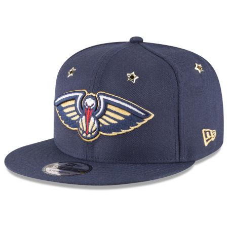 New Orleans Pelicans New Era NBA All Star Gold Star Snapback Cap